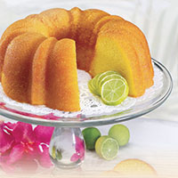 Dockside Key Lime Cake