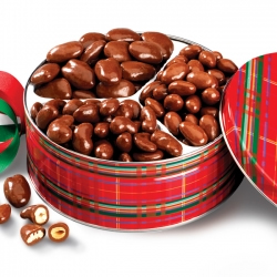 Gourmet Chocolate Trio Tin