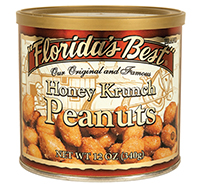 Honey Krunch Peanuts
